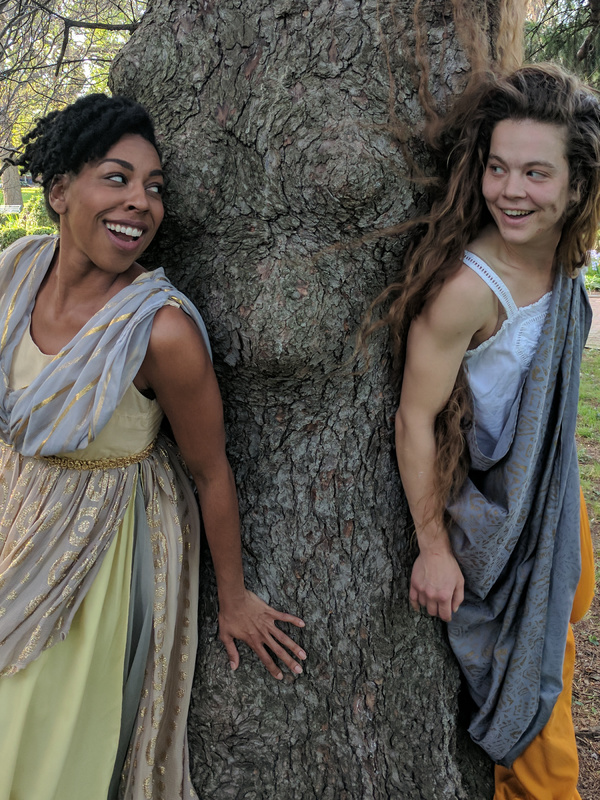Photo Flash: First Look at THE TEMPEST Opening August 10