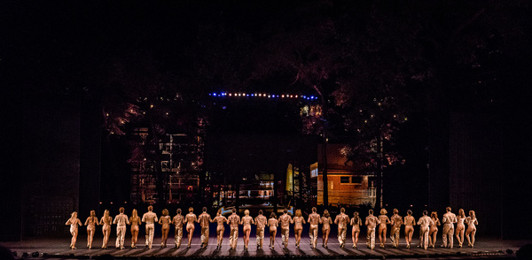 Photo Flash: Everything is Beautiful at The Muny: First Look at A CHORUS LINE