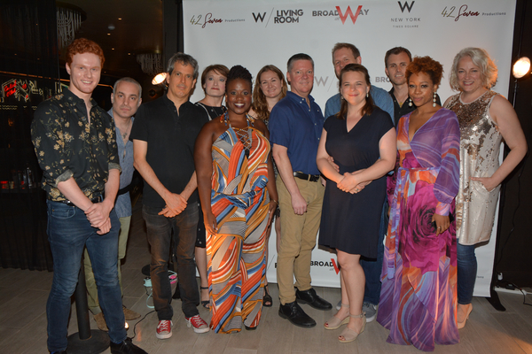 Micholas Barasch, Ben Power, Alec Berlin, Petrina Bromley, Q. Smith, Jessica Bird, David Barnathan, David Hein, Irene Sankoff, Tony LePage, Tamika Lawrence and Astrid Van Wieren