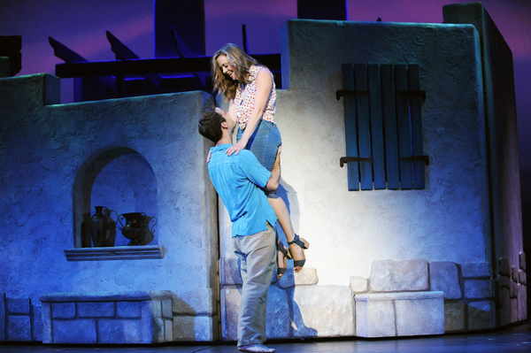 Photo Flash: First Look at MAMMA MIA! at Pittsburgh CLO