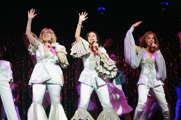 Lori Hammel, Sally Ann Triplet, and Michelle Dawson Photo
