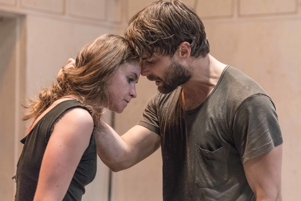 Judith Roddy and Christian Cooke Photo