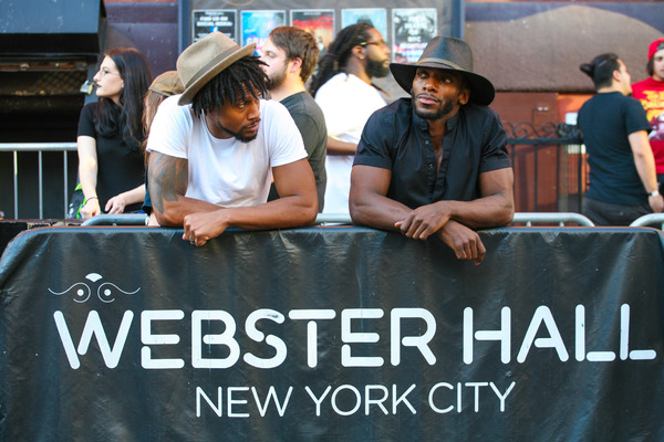 Photo Flash: HAMILTON's Daniel J. Watts Brings THE JAM: ONLY CHILD to Webster Hall