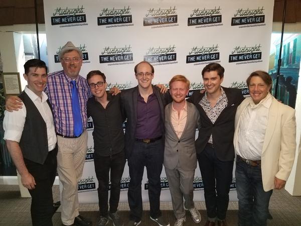 Brian Kilday, Tim Sulka, Mark Sonnenblick, Michael Chase Gosselin, Max Friedman, Sam Bolen, Jody O'Neil