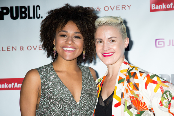 Photo Coverage: On the Red Carpet for Opening Night of A MIDSUMMER NIGHT'S DREAM