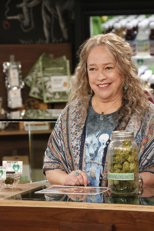 Photo Flash: Netflix Shares First Photos of Kathy Bates in DISJOINTED