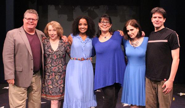 James Morgan, Pamela Hunt, Stephanie Umoh, Christine Pedi, Stephanie D'Abruzzo, Eric  Photo