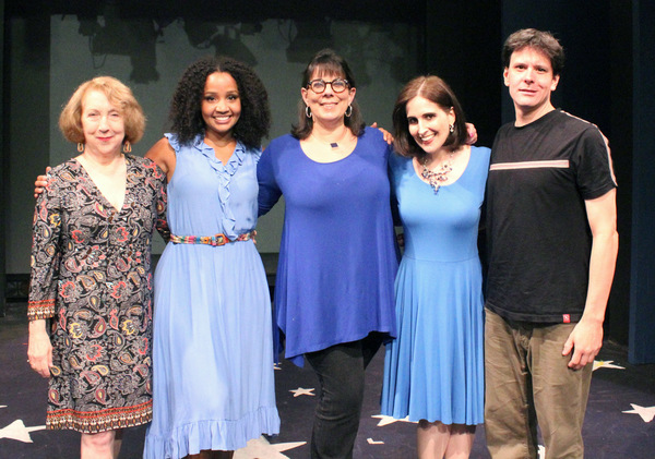 Photo Flash: Meet the Company of JERRY'S GIRLS at York Theatre Company