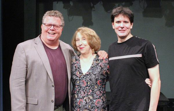 James Morgan, Pamela Hunt, Eric Svejcar Photo