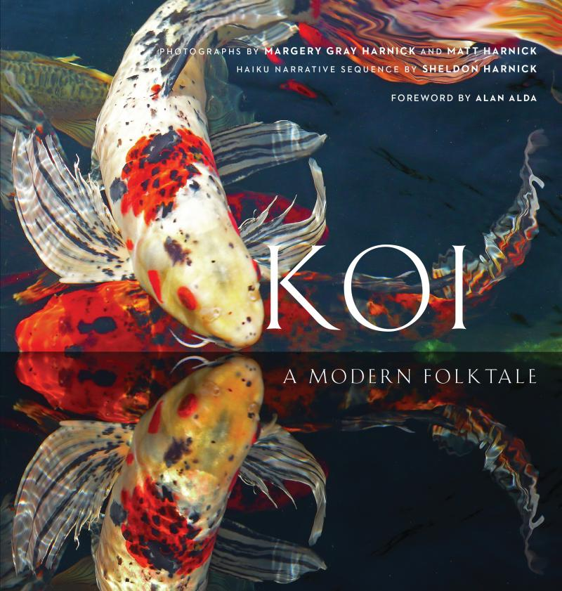 Sheldon & Margery Harnick to Sign Copies of KOI: A MODERN FOLKTALE at Book Culture