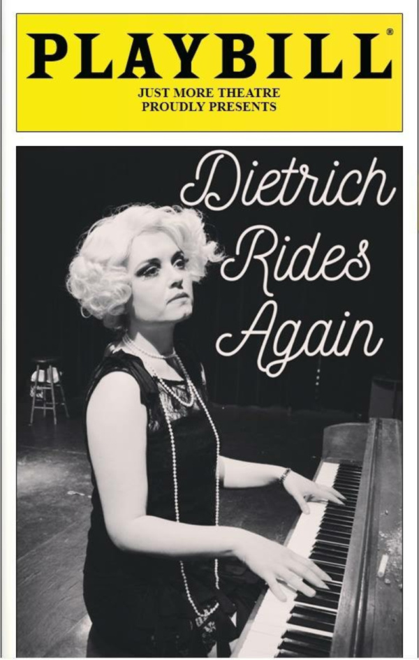 Photo Flash: 'DIETRICH RIDES AGAIN' Comes to MITFThis Friday