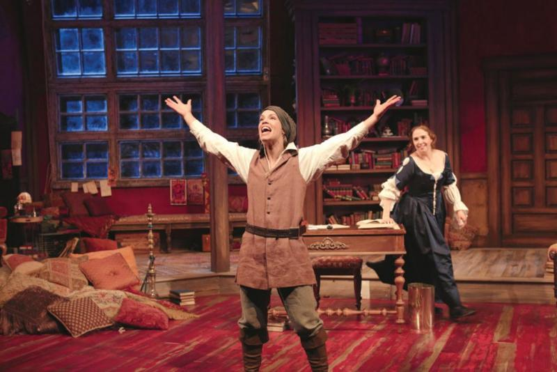 BWW Interview: Theatre Life with Erin Weaver