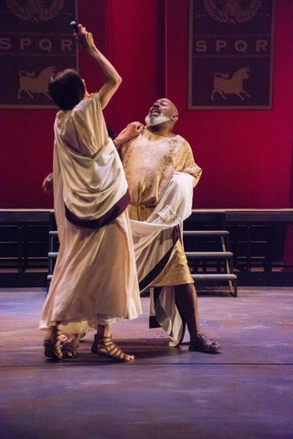 Photo Flash: First Look at JULIUS CAESAR at the Michigan Shakespeare Festival