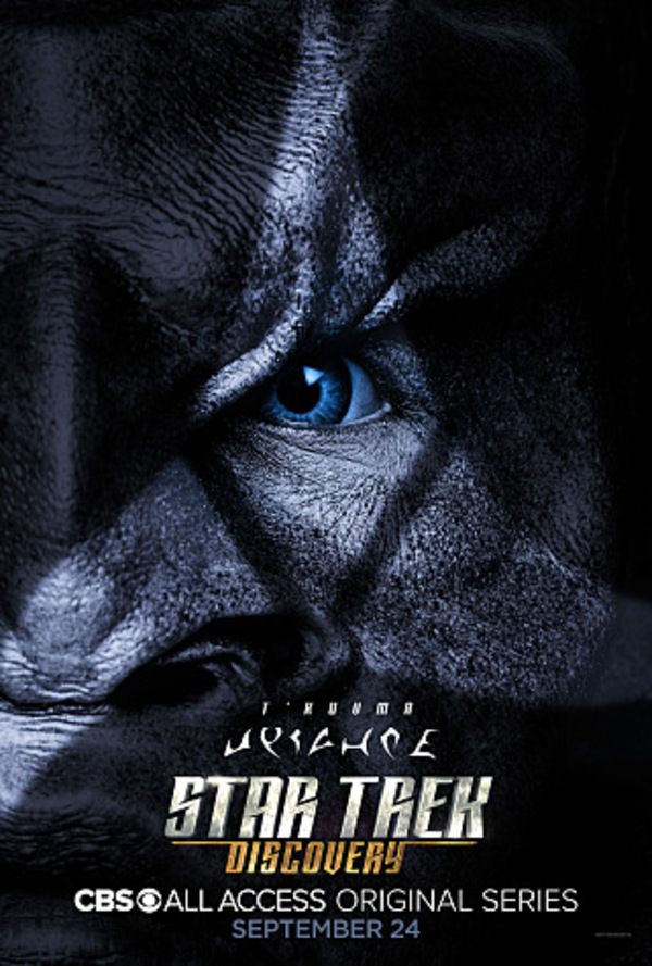 Photo Flash: New Key Art for STAR TREK: DISCOVERY Unveiled