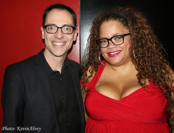 Mark Hartman and Natalie Douglas