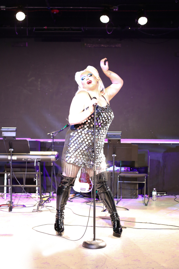 Photo Flash: The Studio Theatre Presents HEDWIG AND THE ANGRY INCH