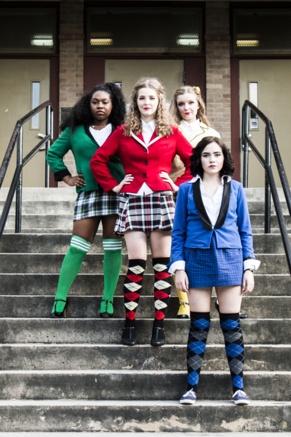 Photo Flash: Step Into The Candy Store - A Sneak Peek at Iconotheatrix's HEATHERS THE MUSICAL