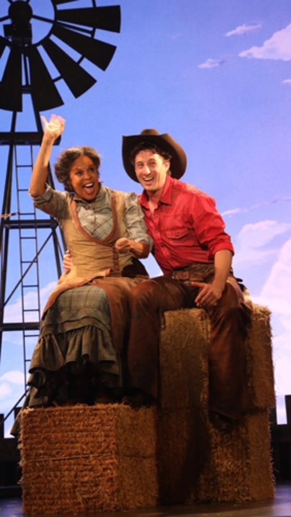Photo Flash: First Look at Rhett Guter, Samantha Bruce and More in OKLAHOMA! at Goodspeed Musicals