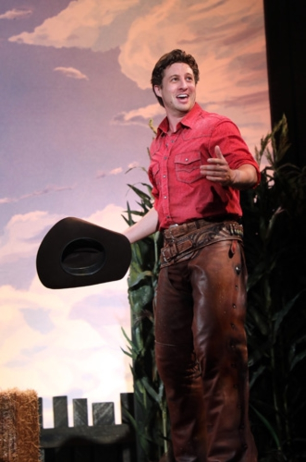 Photos: First Look at Rhett Guter, Samantha Bruce and More in OKLAHOMA! at Goodspeed Musicals