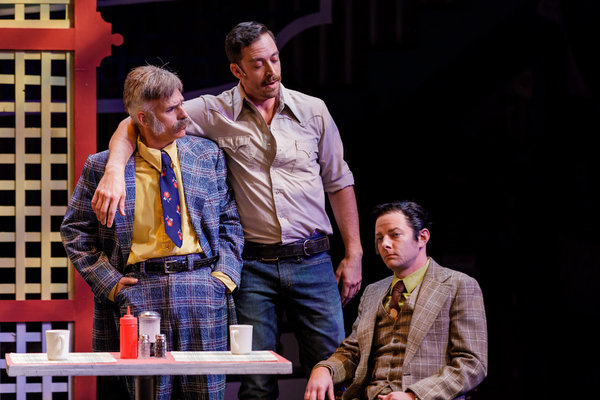 Photo Flash: First Look at THE BEST LITTLE WHOREHOUSE IN TEXAS at Finger Lakes