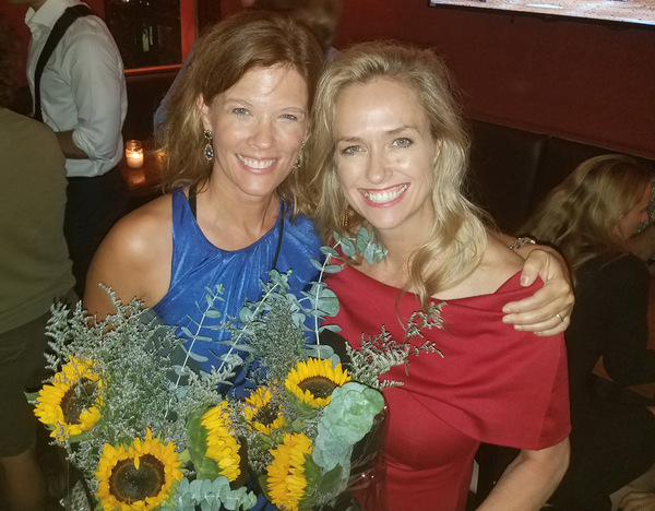 Photo Flash: MOTHERFREAKINGHOOD! Celebrates Opening Night at NYMF