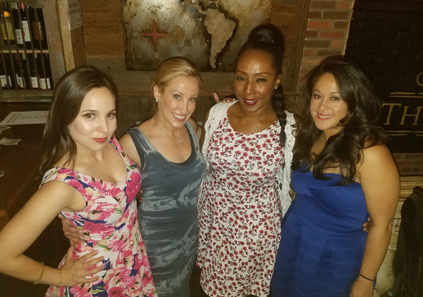 Annie Dow, Erin Leigh Peck, Harriett D. Foy, and Veronica Reyes-How