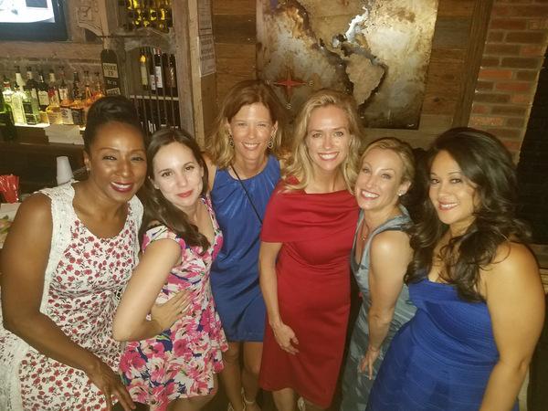 Harriett D. Foy, Annie Dow, Julie Dunlap, Sara Stotts, Terry Berliner,   Erin Leigh  Photo
