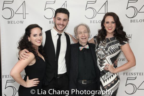 Mia Gerachis, Pepe Nufrio, Scott Siegel, Philippa Lynas  Photo