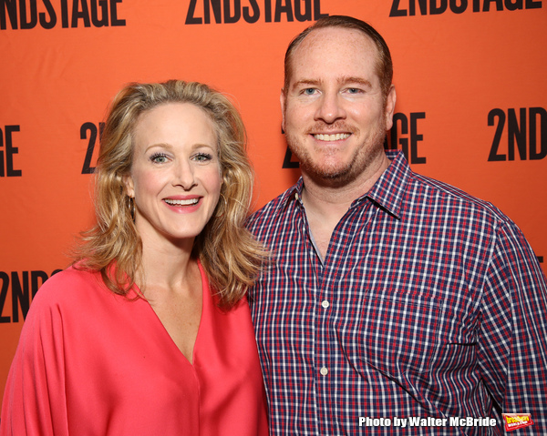 Photo Coverage: On the Opening Night Red Carpet for Second Stage's A PARALLELOGRAM