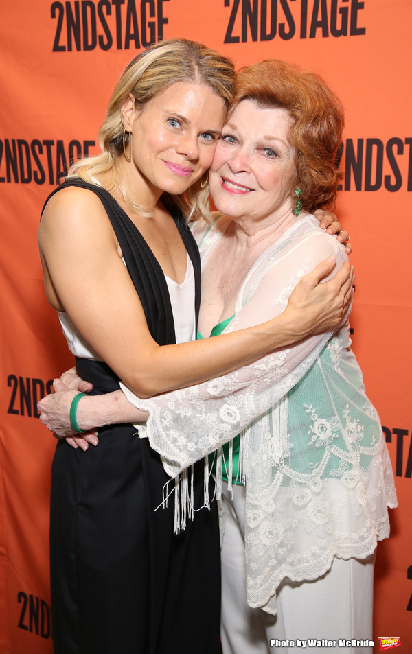 Celia Keenan-Bolger and Anita Gillette
