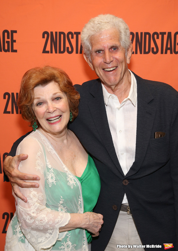 Anita Gillette and Tony Roberts