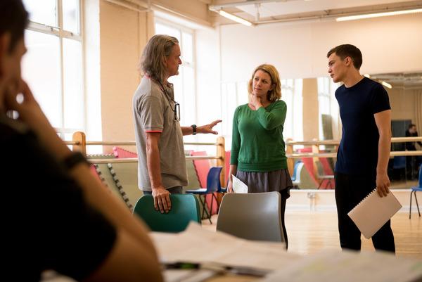 Gareth Tudor Price, Miriam Grace Edwards and Ash Matthews
