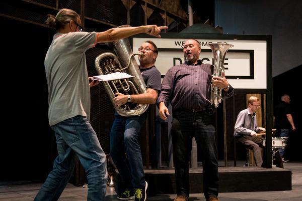 Gareth Tudor Price (Director), Tim Jones and Greg Yates