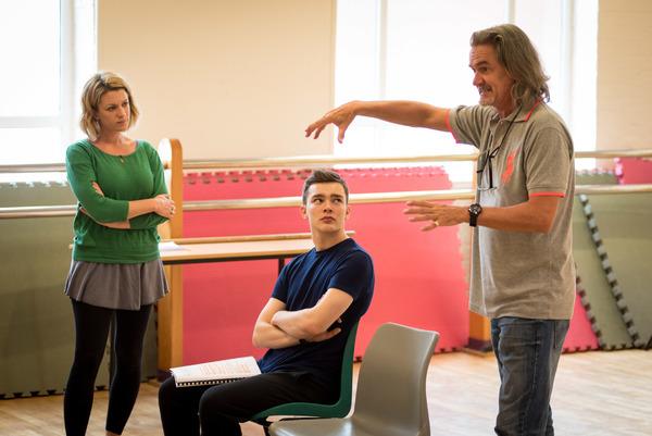 Miriam Grace Edwards, Ash Matthews and Gareth Tudor Price