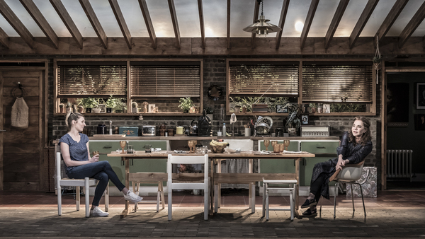 Photo Flash: First Look at Stockard Channing and the Cast of APOLOGIA at Trafalgar Studios