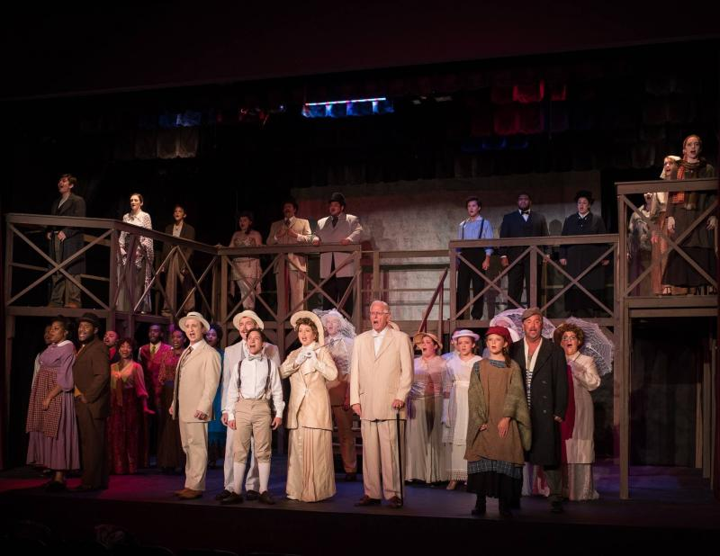 BWW Review: RAGTIME at Peninsula Community Theatre