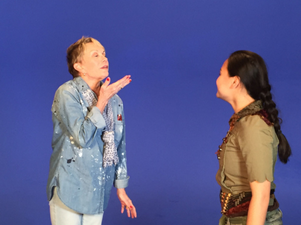 Photo Flash: Sandy Duncan Helps New Paradigm Theatre with New Promo PSA