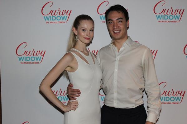Jillian Steward and Peter Adkins Photo