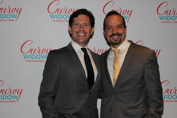 Peter Flynn and Marcos SantanaA