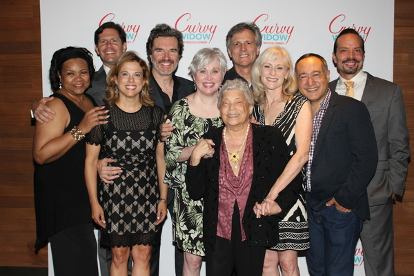 Aisha de Haas, Peter Flynn, Andrea Bianchi, Christopher Shyer, Nancy Opel, Ken Land, Bobby Goldman, Elizabeth Ward Land, Alan Muraoka and Marcos Santana