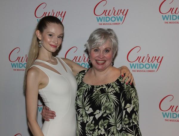 Jillian Steward and Nancy Opel Photo
