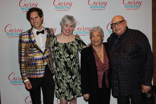 Drew Brody, Nancy Opel, Bobby Goldman and Henry Krieger