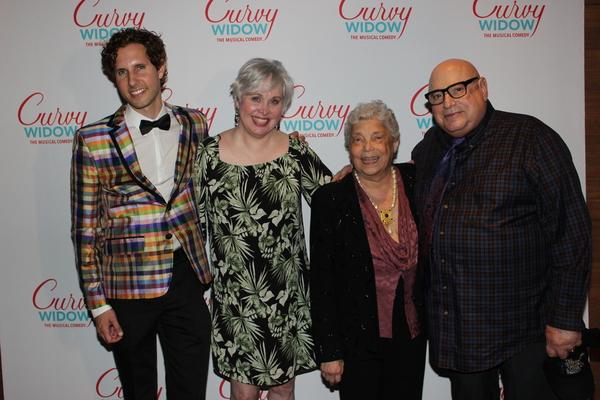 Drew Brody, Nancy Opel, Bobby Goldman and Henry Krieger