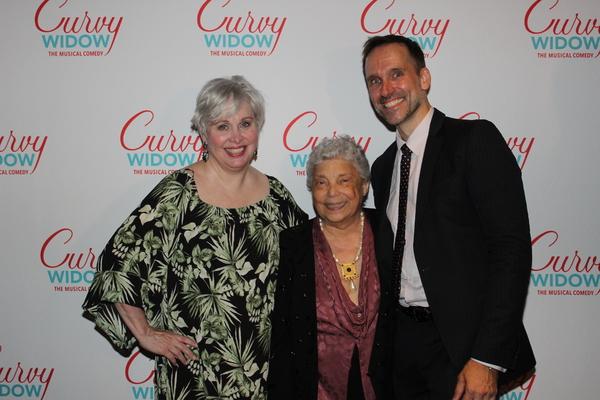 Nancy Opel, Bobby Goldman and Brian Hemesath Photo
