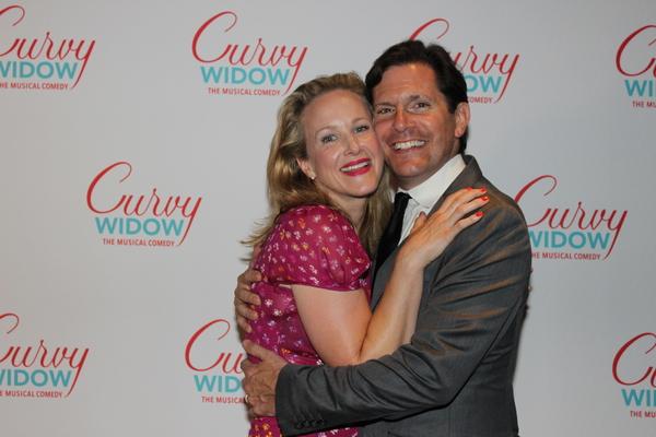 Katie Finneran and Peter Flynn