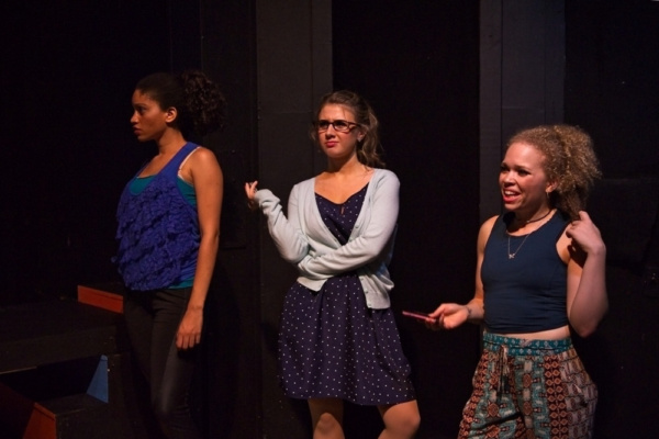 Photo Flash: Area Premiere of LYSISTRATA JONES Opens Today at Red Branch Theatre Company