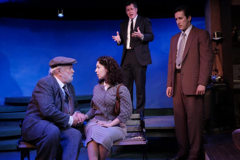 BWW Review: DA at Virginia Repertory Theatre