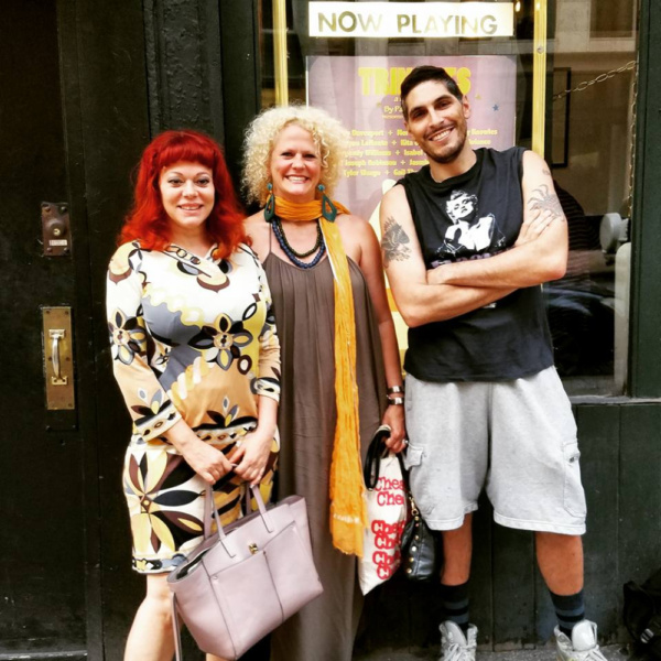 Kier Kirby, Amber Martin,   Rami Ramirez Photo