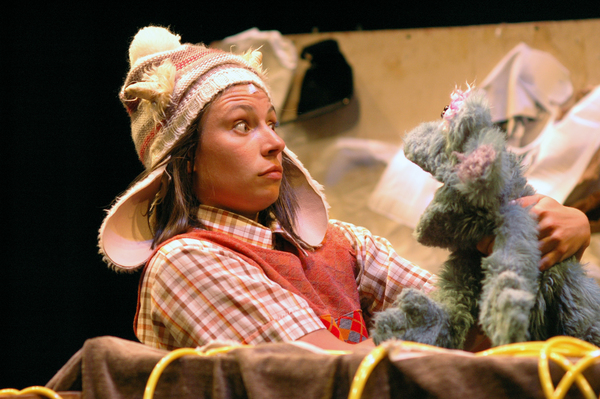 Photo Flash: First Look at Eco-Musical GRUFF!