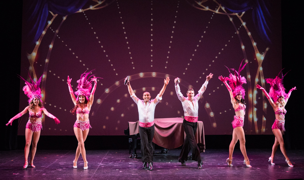 Photo Flash: BEN, VIRGINIA AND ME: THE LIBERACE MUSICAL Premieres at NYMF